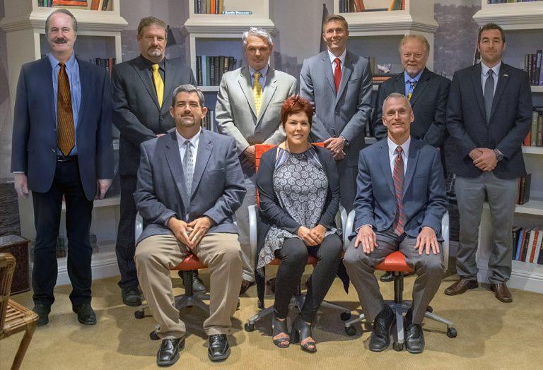 FWEDA 2017-18 Board