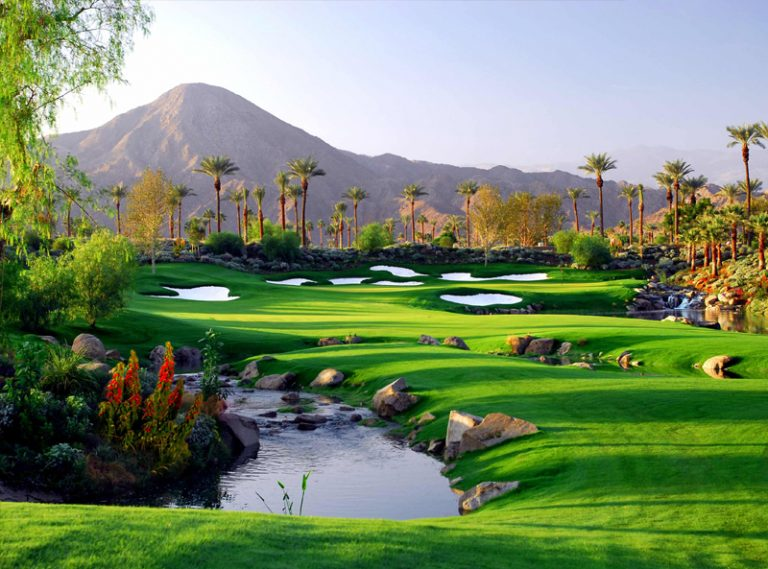Golf Tournament at Indian Wells Golf Resort