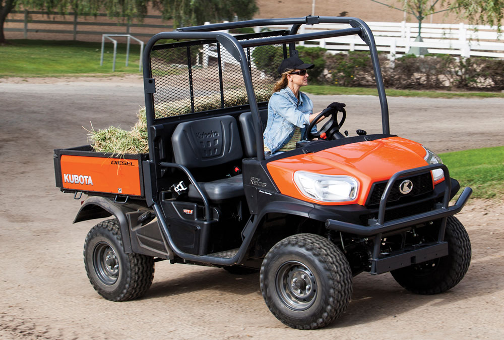 ON A ROLL: CLASSIC UTV MANUFACTURERS DISCUSS THEIR TRIED-AND
