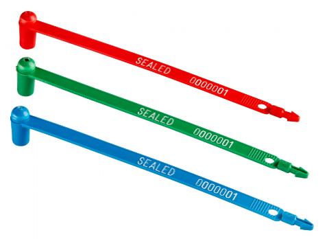 Plastic Car Seals Model 4001 Order Form