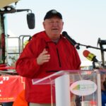 Sunny Perdue at the 2018 World Ag Expo