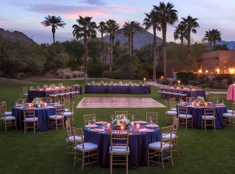 Hyatt Indian Wells Celebrity Lawn