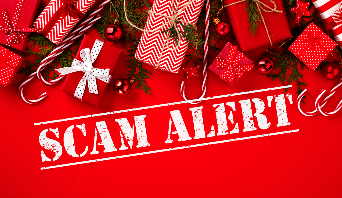 Holiday Scam Alert