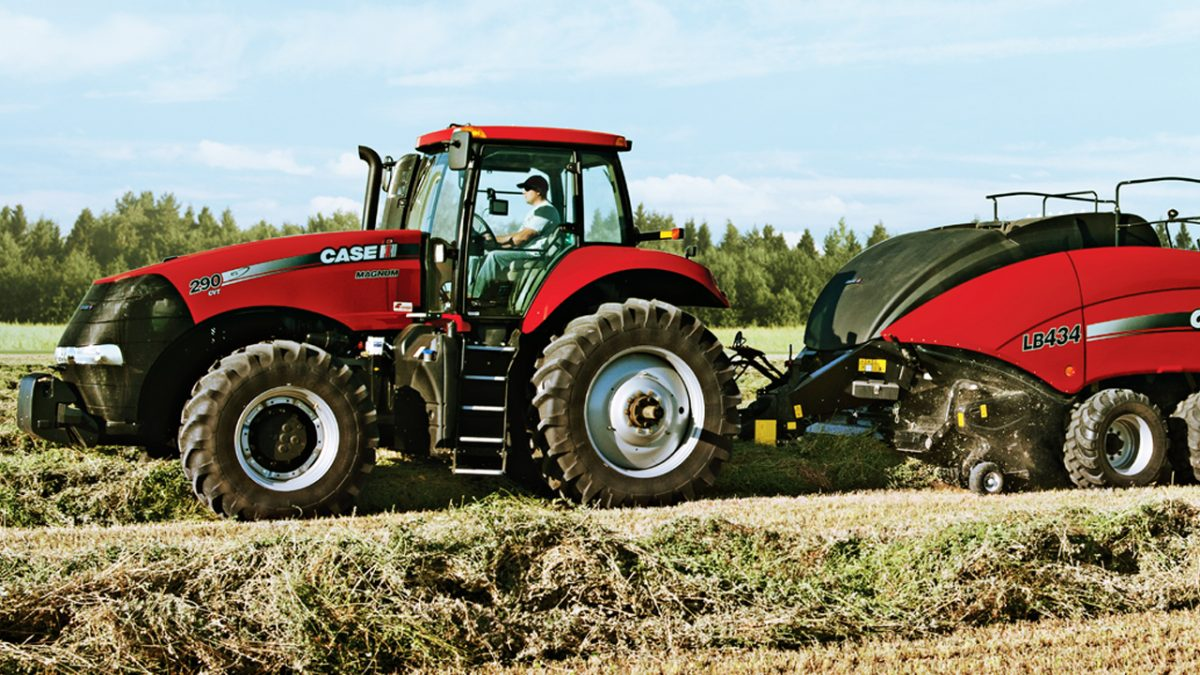 CNH Industrial Tractor