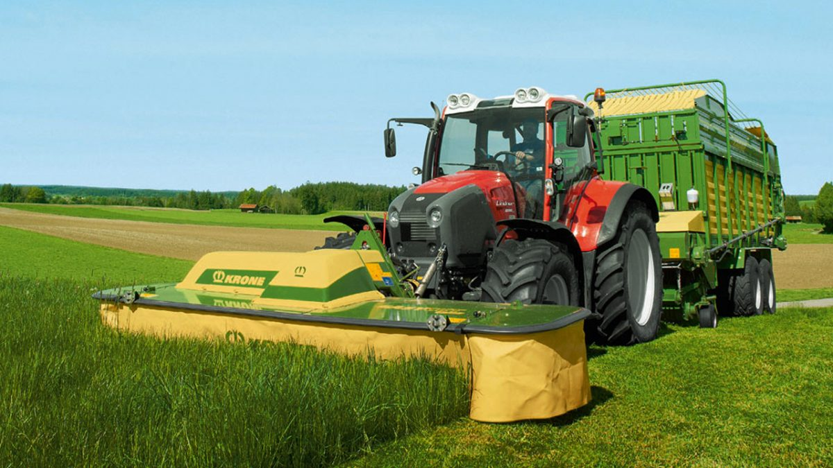 Krone Names Dietz Lankhorst as President and CEO | Far West