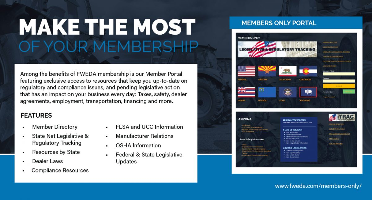 Make the Most of Your FWEDA Membership