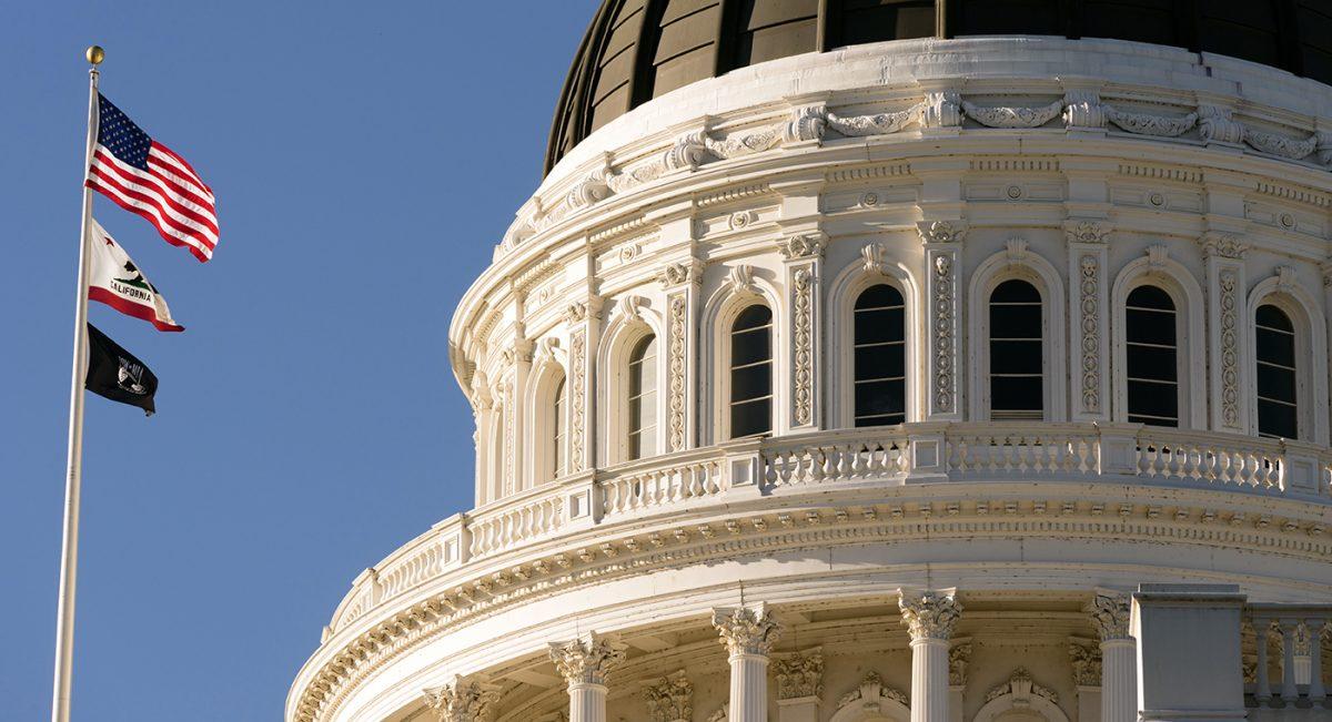 California State Capital Sacramento