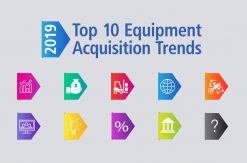 TOP 10 EQUIPMENT ACQUISITION TRENDS FOR 2019