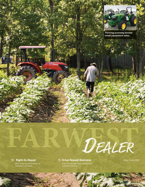 March April FARWEST Dealer