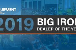 Equipment World 2019 Big Iron Dealer of the Year