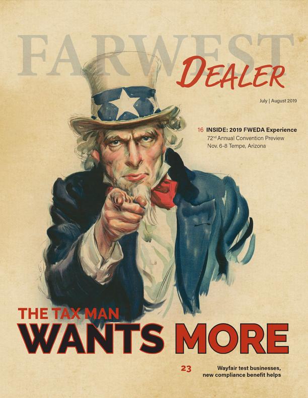 March April FARWEST Dealer