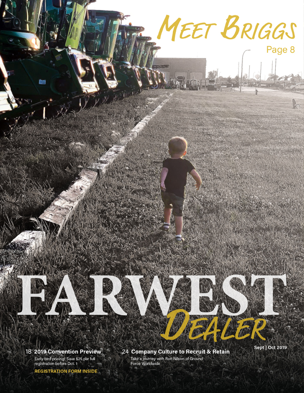 July August 2018 FARWEST Dealer