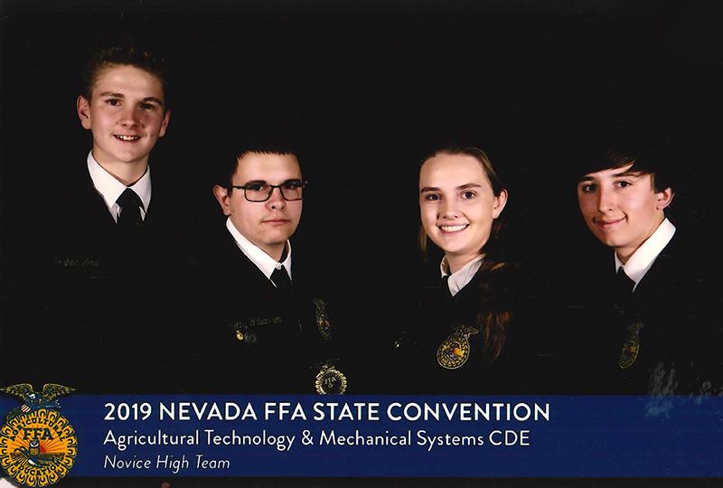 2019 Nevada FFA